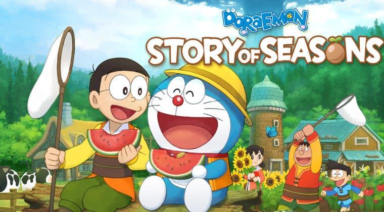 Imagen de Doraemon Story of Seasons  llega a PlayStation 4 y lo celebra con su nuevo tráiler