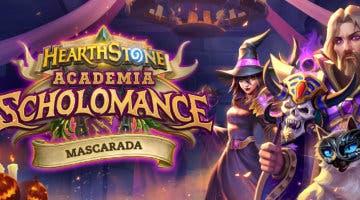 Imagen de Nerfs, adiciones en Campos de batalla y más: descubre la Mascarada, el nuevo evento de Hearthstone