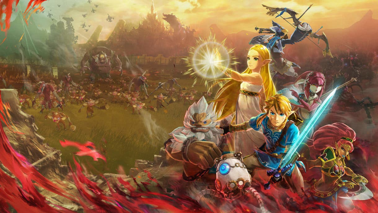 Hyrule Warriors La era del Cataclismo