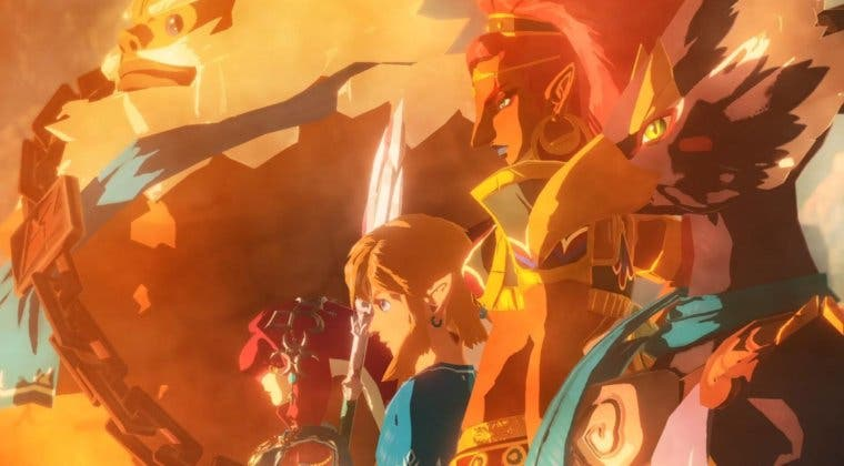 Imagen de Hyrule Warriors: La era del cataclismo confirma una demo en Nintendo Switch