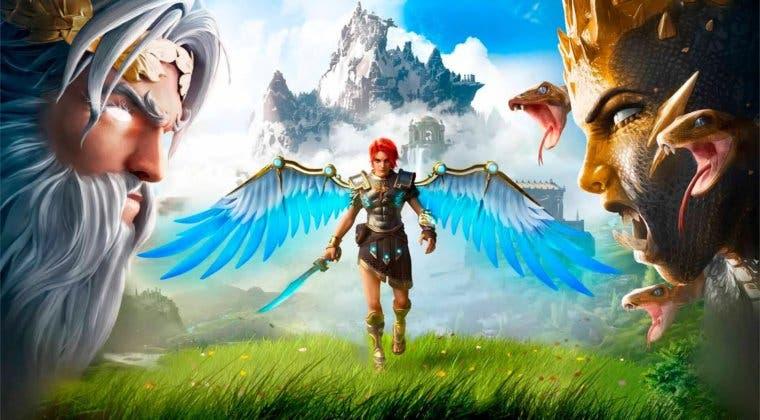Imagen de Immortals: Fenyx Rising está influenciado por juegos como Banjo-Kazooie o Jak and Daxter