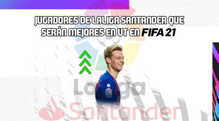 Imagen de FIFA 21: jugadores de la Liga Santander que serán mejores en Ultimate Team