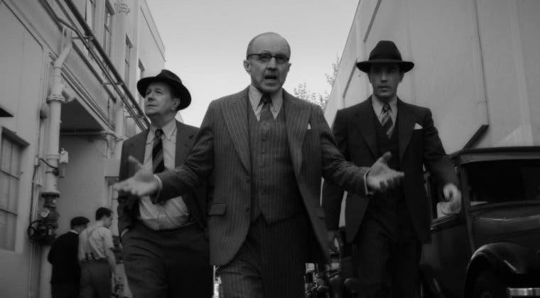 Imagen de Mank, la nueva película de David Fincher, fracasa en su estreno en Netflix