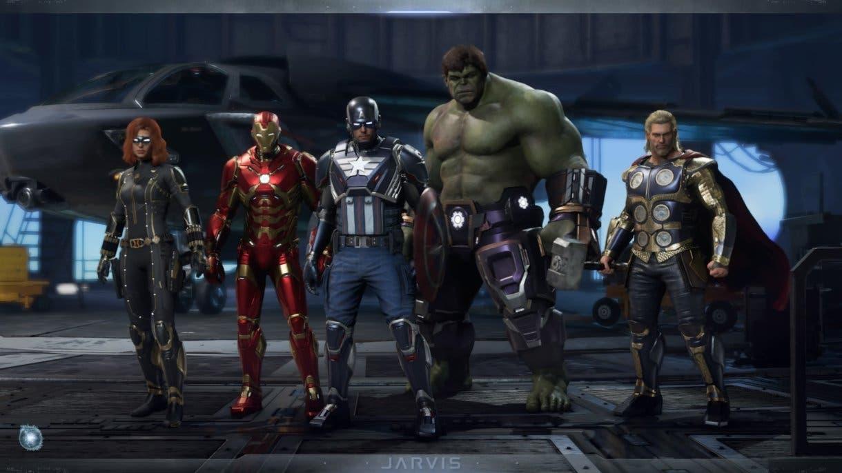 Marvels Avengers 1