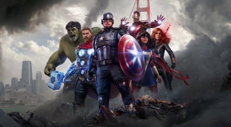Imagen de Marvel's Avengers experimenta una pérdida del 96% de sus jugadores en Steam
