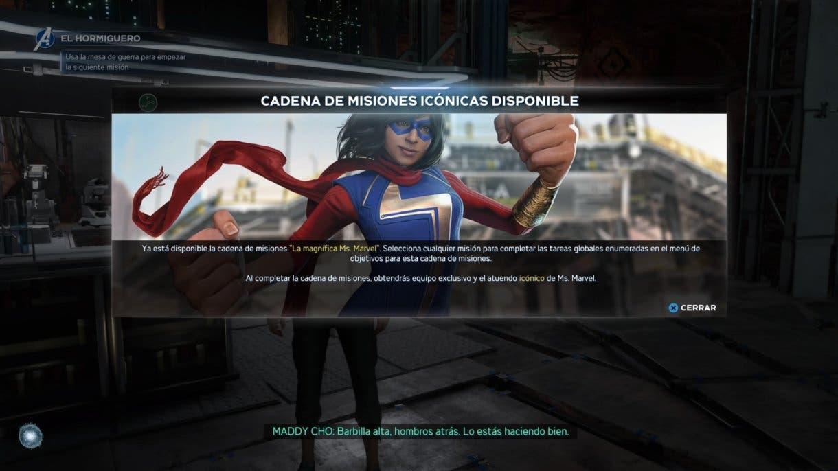 Marvels Avengers 38