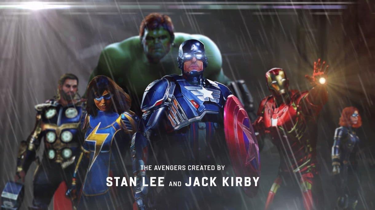 Marvels Avengers 6