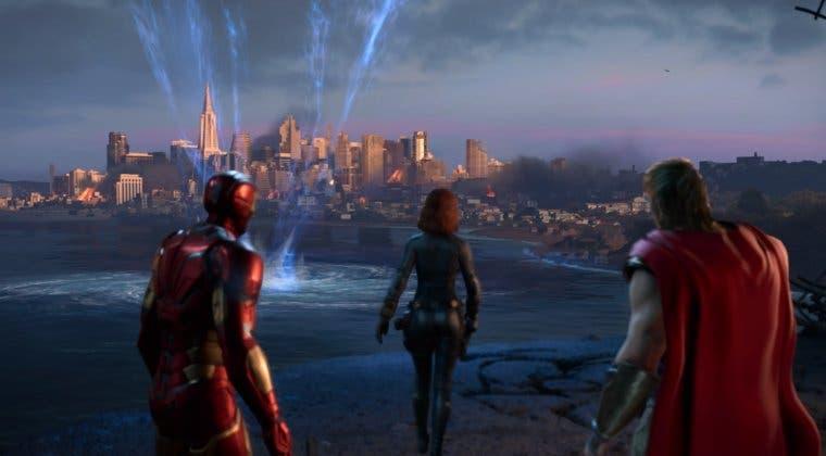 Imagen de Marvel's Avengers para PS5 y Xbox Series se retrasa a 2021