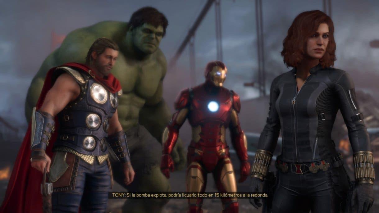 Marvels Avengers 77