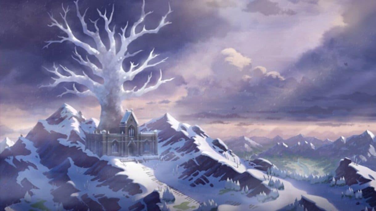 Nieves de la Corona Pokémon Espada y Escudo