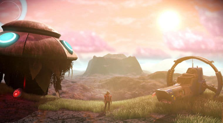 Imagen de Origins, la nueva gran actualización de No Man's Sky, llegará la próxima semana