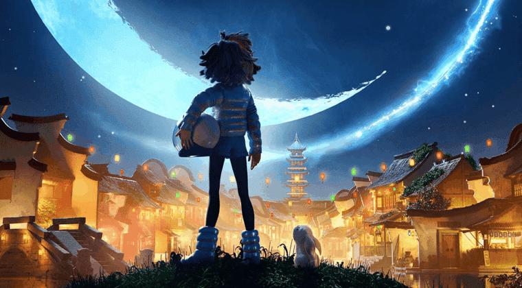 Imagen de Más allá de la Luna: la nueva cinta animada de Netflix se deja ver en un colorido tráiler