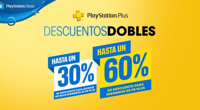 Imagen de Llegan los descuentos dobles de PS Store con rebajas y ofertas de hasta el 60%