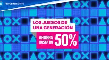 Imagen de Llegan las ofertas Los Juegos de una Generación a PS Store con grandes descuentos
