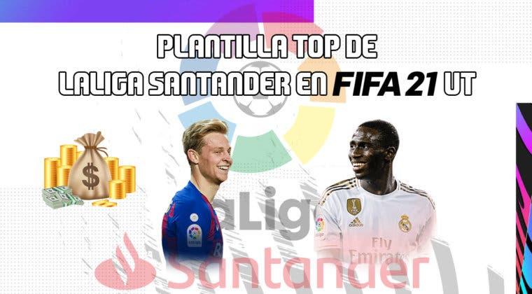 Imagen de FIFA 21: el mejor equipo de la Liga Santander para Ultimate Team y cómo abaratarlo