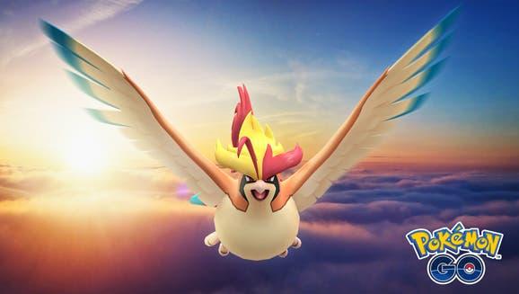 Pokémon GO Mega-Pidgeot
