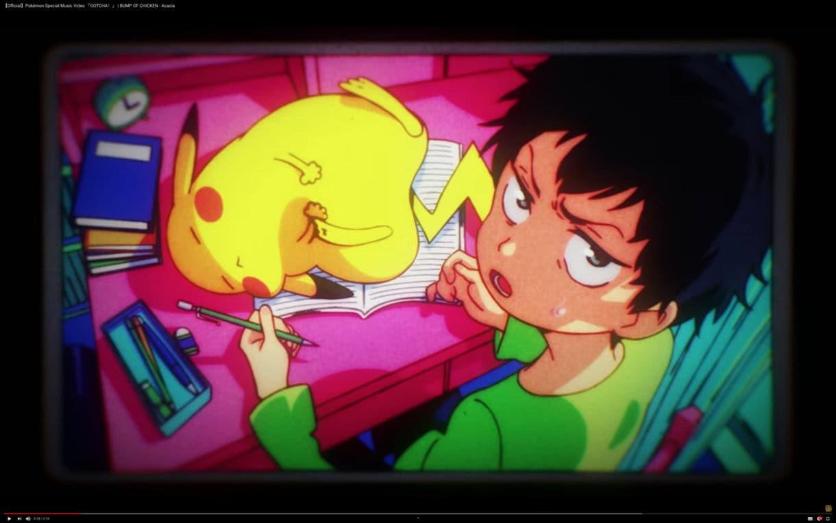 Pokémon Gotcha Pikachu