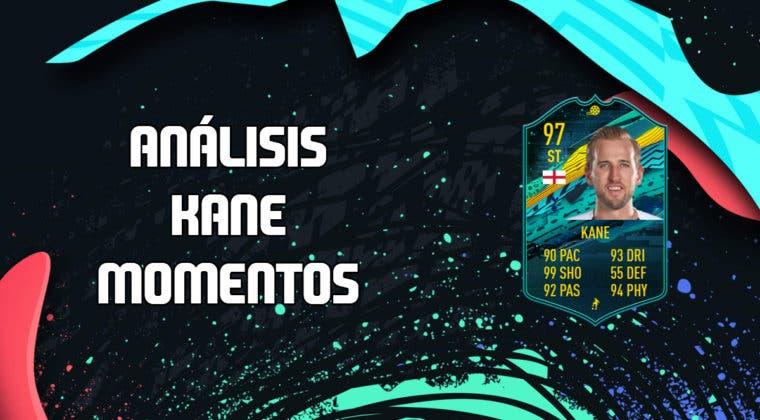 Imagen de FIFA 20: análisis de Harry Kane Moments, la carta free to play de esta semana