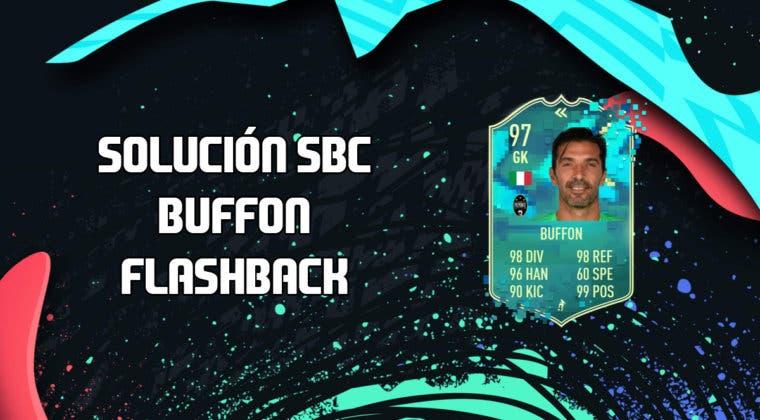 Imagen de FIFA 20: solución al SBC de Gianluigi Buffon Flashback