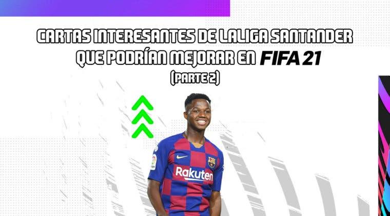 Imagen de FIFA 21: jugadores interesantes de la Liga Santander que podrían mejorar en Ultimate Team (Parte 2)