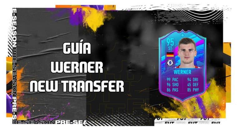 Imagen de FIFA 20: guía para conseguir a Timo Werner New Transfer