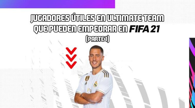 Imagen de FIFA 21: jugadores útiles en Ultimate Team de la Liga Santander que pueden empeorar (Parte 1)
