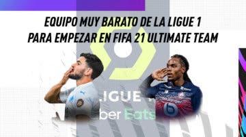 Imagen de FIFA 21: equipo muy barato de la Ligue One para empezar Ultimate Team