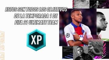 Imagen de FIFA 21: estos son todos los objetivos de la Temporada 1 de Ultimate Team