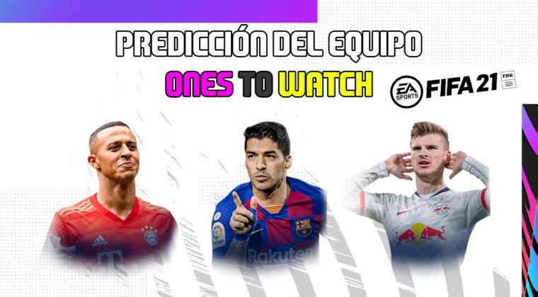 Imagen de FIFA 21: predicción del equipo Ones to Watch
