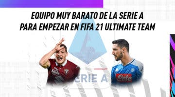 Imagen de FIFA 21: equipo muy barato de la Serie A para empezar Ultimate Team