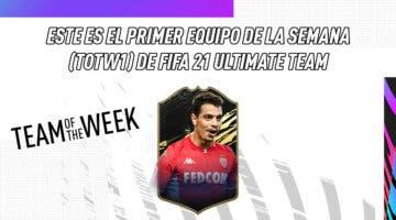 Imagen de FIFA 21: este es el primer Equipo de la Semana de Ultimate Team (TOTW1)