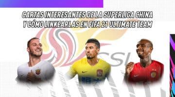 Imagen de FIFA 21: las interesantes cartas de la Superliga China y cómo linkearlas