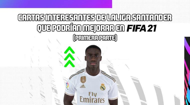 Imagen de FIFA 21: jugadores interesantes de la Liga Santander que podrían mejorar en Ultimate Team (Parte 1)