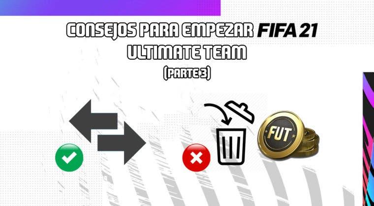Imagen de FIFA 21: consejos para comenzar Ultimate Team (Parte 3)