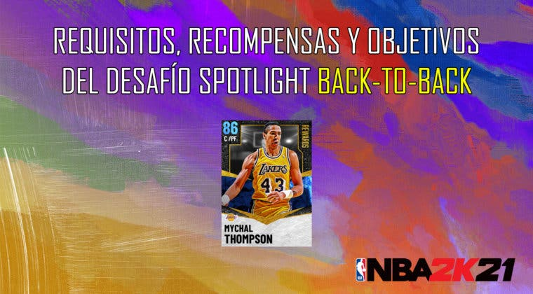 """Imagen de NBA 2K21 My Team: requisitos, recompensas y objetivos del segundo desafío """"Bajo los focos"""""""