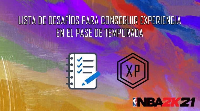 Imagen de NBA 2K21 MyTeam: lista completa con los objetivos del pase de temporada que puedes completar