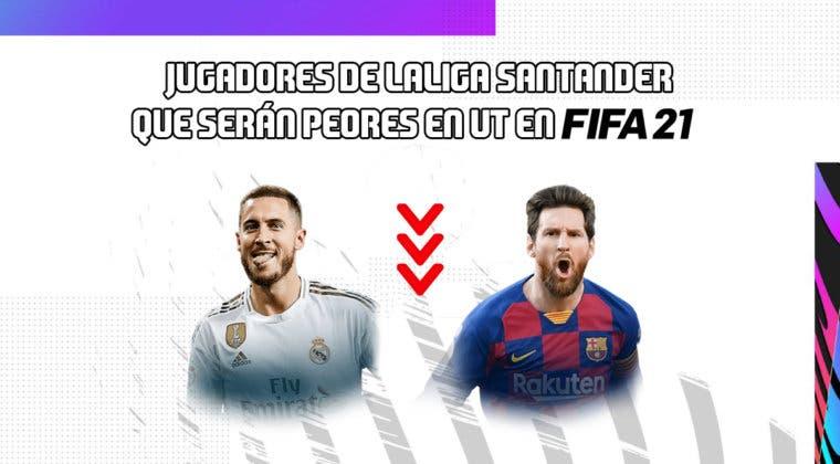 Imagen de FIFA 21: jugadores de la Liga Santander que serán peores en Ultimate Team