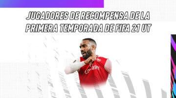 Imagen de FIFA 21: ya sabemos quiénes son los jugadores recompensa de la primera temporada de Ultimate Team