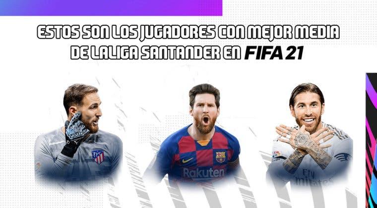 Imagen de FIFA 21: estos son los 25 jugadores con mejor media de la Liga Santander