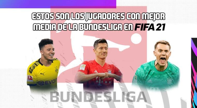 Imagen de FIFA 21: estos son los jugadores con mejor media de la Bundesliga