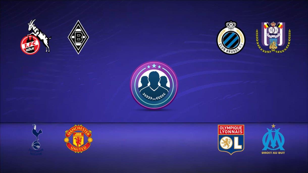 Predicción Partidos de Marquesina FIFA 21 Ultimate Team