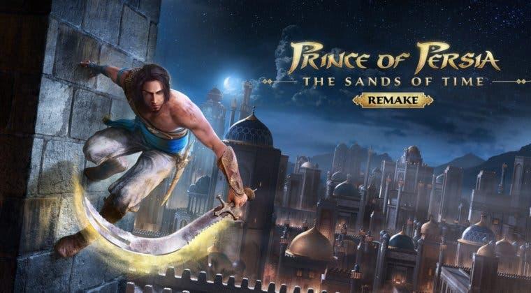 Imagen de Prince of Persia: Las Arenas del Tiempo Remake es, a pesar de su modernización, fidedigno al original
