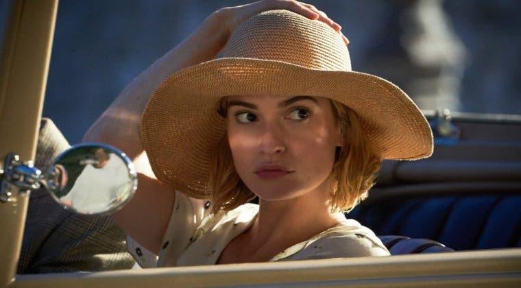 Imagen de Lily James y Armie Hammer protagonizan el primer tráiler de Rebeca, la nueva película de Netflix