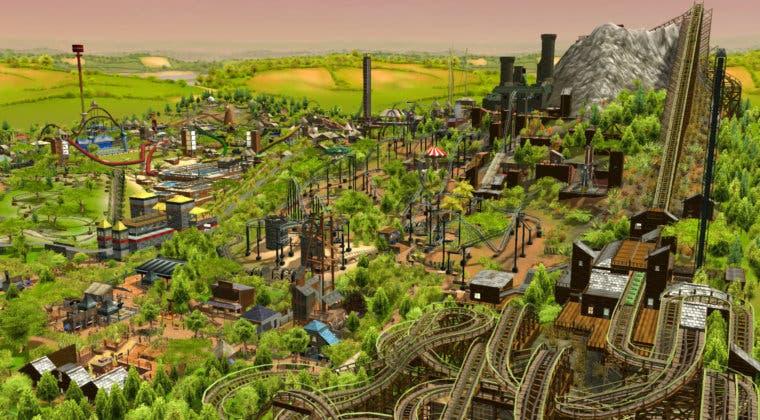 Imagen de RollerCoaster Tycoon 3: Complete Edition llegará este mes a Switch y PC