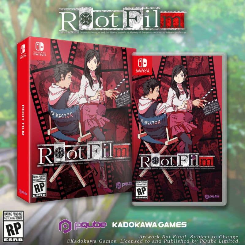 Root Film switch