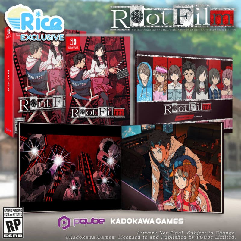 Root Film switch limited