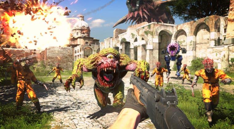 Imagen de Serious Sam 4 presenta un tráiler de su historia de cara al lanzamiento esta semana