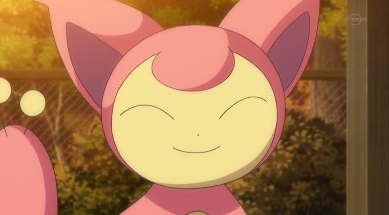 Imagen de Pokémon GO se llenará de Skitty en unas horas