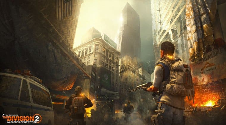 Imagen de The Division 2 será retrocompatible con PS5 y Xbox Series X/S