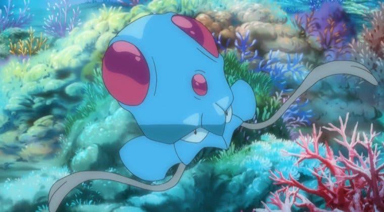 Imagen de Pokémon GO se llenará de Tentacool en unas horas